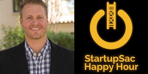 StartupSac Happy Hour with Fantag Founder & CPO Brian Dombrowski
