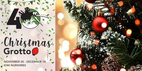 Kiwi's Christmas Grotto (Thursday and Friday) tickets