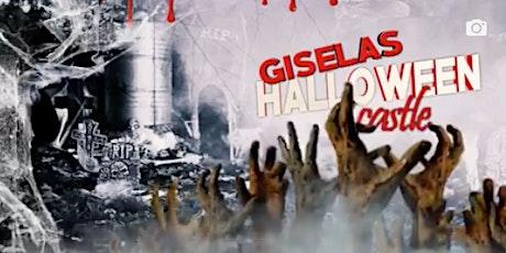 Giselas Halloween Castle  tickets