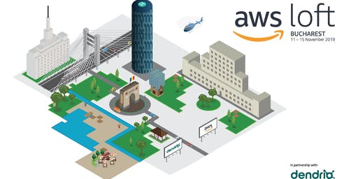 Amazon Web Services Bucharest Loft