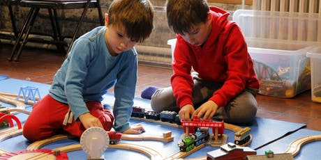 Engine Shed: trains for autistic children at Kew [Dec] tickets