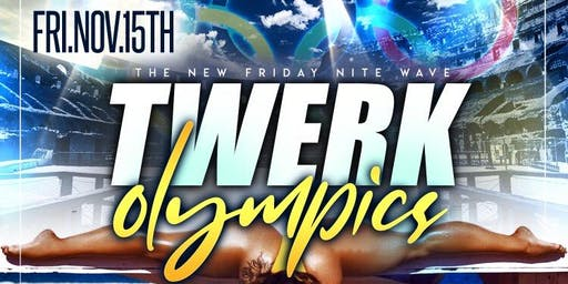GOOD FRIDAY / TWERK OLYMPICS @ Texas Disco
