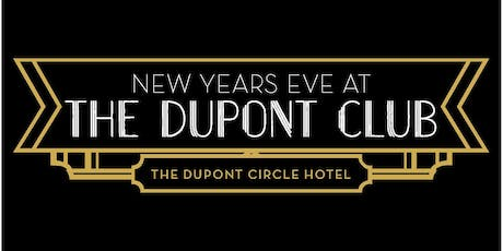 NYE at The Dupont Club tickets