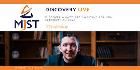 MJST Discovery LIVE! tickets