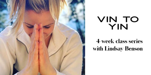 Vin to Yin Yoga