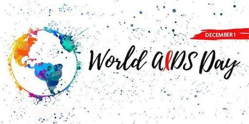 World AIDS Day Interfaith Service