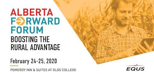 Alberta Forward Forum