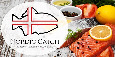 Fresh Icelandic Fish in Los Angeles - Sold by Nordic Catch tickets