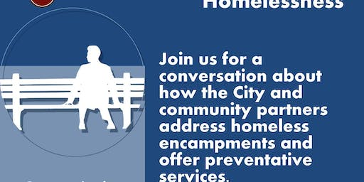 A Community Forum on Homelessness