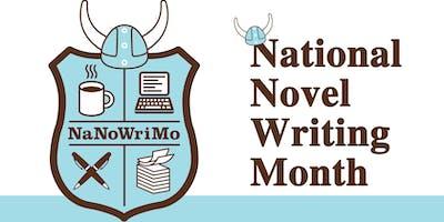 NaNoWriMo: Come-Write-In Marathon