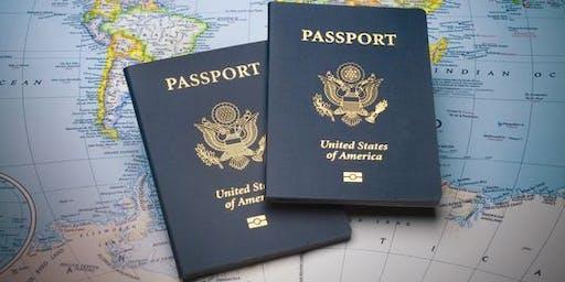 USPS Passport Fair at Scottsburg, IN Post Office