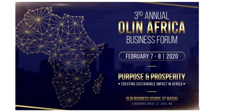 3rd Annual Olin Africa Business Forum tickets