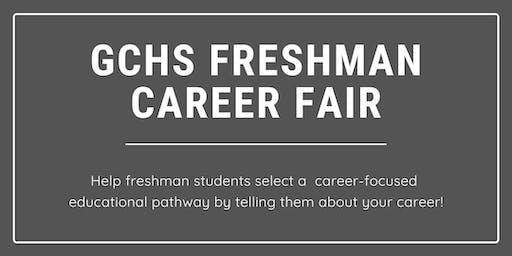 GCHS Freshman Career Fair