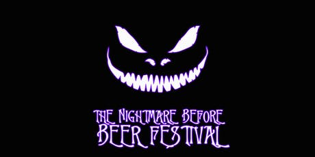 Nightmare Before Beer Festival tickets