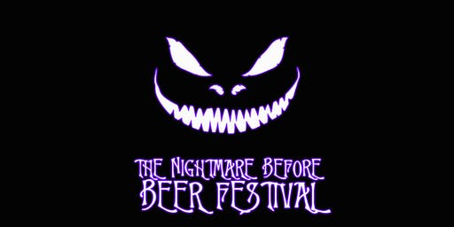Nightmare Before Beer Festival