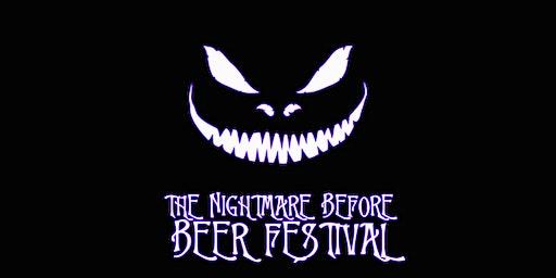 Nightmare Before Beer Festival