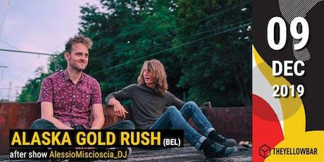 Alaska Gold Rush - The Yellow Bar biglietti