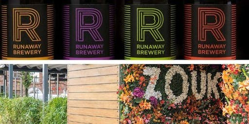 ZOUK X RUNAWAY BREWERY COLLABORATION EVENING