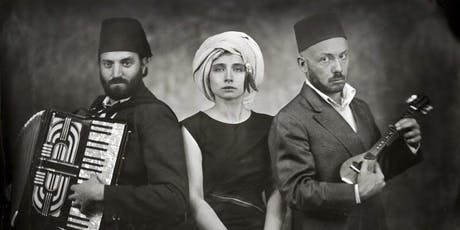 Who Was Essad Bey? The Disorientalists Tickets