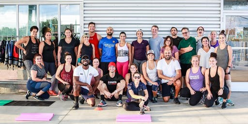 F45  Free Weight Friday Bootcamp
