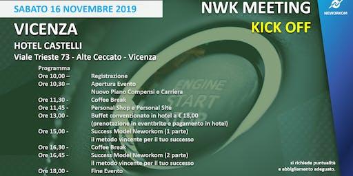 KICK OFF AREA NORD EST - Formazione per  Consultant - VICENZA