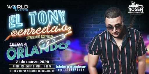 EL TONY@ ENREDA'O    ORLANDO, FL