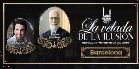La velada de la ilusión 2019 - BARCELONA. Inspirad entradas
