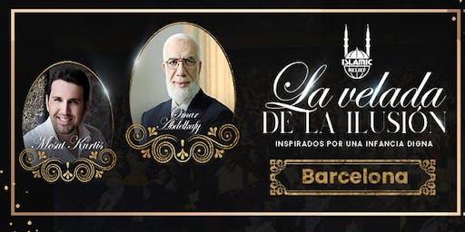 La velada de la ilusión 2019 - BARCELONA. Inspirad