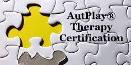 AutPlay® Therapy Certification tickets