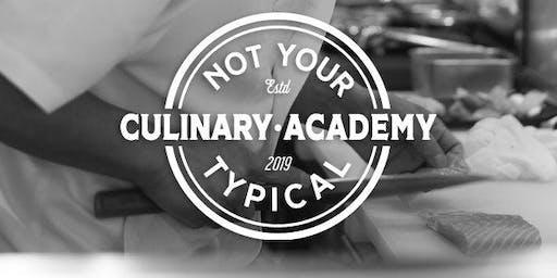 NYT Culinary Academy All American Dinner