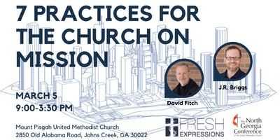 7 Practices for the Church on Mission