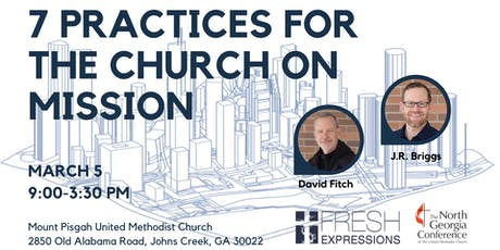 7 Practices for the Church on Mission tickets