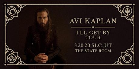 Avi Kaplan: I'll Get By Tour tickets