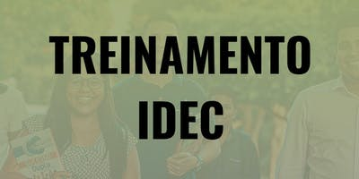 Treinamento IDEC