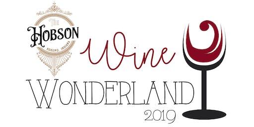 Wine Wonderland 2019