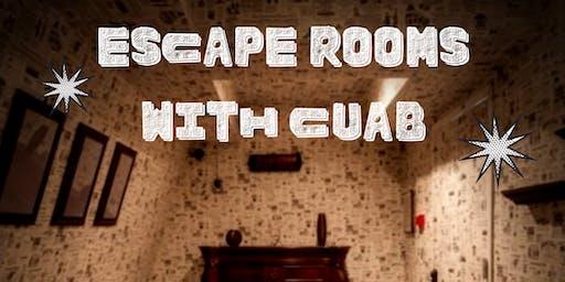 Escape Rooms With CUAB