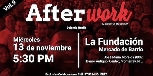 Afterwork Vol.9 | Dejando Huella
