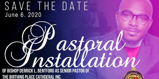 Bishop Bentford Pastoral Installation