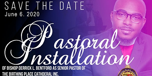 Bishop Bentford Pastoral Installation