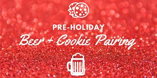 Pre-Holiday Cookie + Beer Pairing!