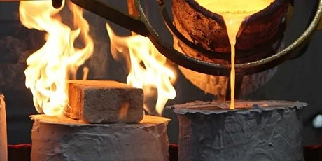 A Visit to the Florentine Bronze Casting Foundry biglietti