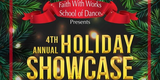 4th Annual Holiday Showcase