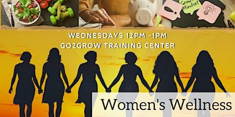 Women's Wellness Wednesdays tickets