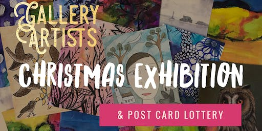 Gallery Artist's Christmas Exhibition