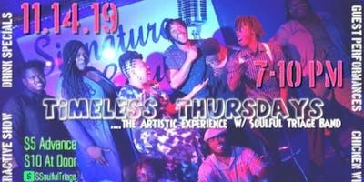 Timeless Thursday's: Nov.14