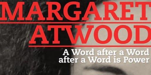 Ottawa premiere of Margaret Atwood's documentary - One World Film Festival