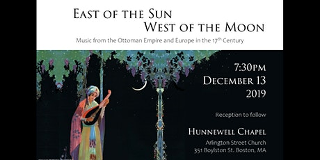 East of the Sun West of the Moon tickets