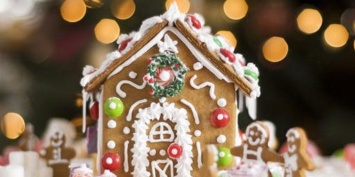 GINGERBREAD HOUSE BAKE & BUILD COMPETITION