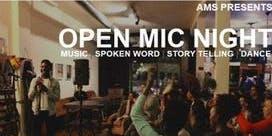 AMS Open Mic Night(Free)