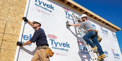 DuPont™ Tyvek® Certified Installer Event hosted by Hallmark Building Supplies, Inc.